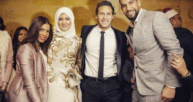 رمضان صبحى يدعو نجوم الرياضة والفن لحفل زفافه على حبيبة إكرامى غدا