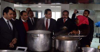 بالفيديو والصور.. تفاصيل أول زيارة برلمانية مفاجئة لدور أيتام بالمعادى