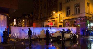 شرطة بلجيكا تخلى حديقة ماكسيميليان من اللاجئين وتنقل 100 شخص للإيواء
