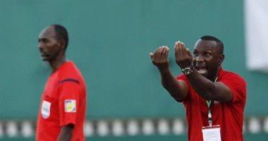 """مدرب الكونغو عن درجات الحرارة فى مصر: أوغندا """" كسبتنا """" فى نفس الأجواء"""