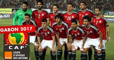 """السفارة الأمريكية فى القاهرة تساند الفراعنة أمام مالى: """"يالا أفريقيا"""""""