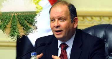 """اجتماع بين الإنتاج الحربى و """"الريف المصرى"""" لبحث التعاون فى المليون ونصف فدان"""