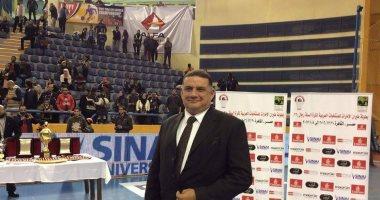 خالد القوصى رئيسًا لبعثة السلة فى أوغندا