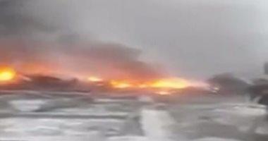 سلطات قرغيزستان تعثر على الصندوق الأسود الثانى لطائرة الشحن التركية