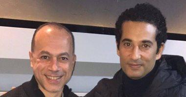 """تامر مرسى يتعاقد رسميا مع عمرو سعد على مسلسل"""" وضع أمنى"""""""