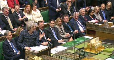 ولى العهد السعودى يبحث مع عدد من أعضاء البرلمان البريطانى العلاقات الثنائية