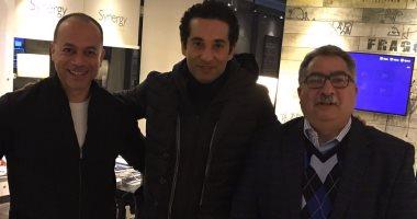 """تامر مرسى يتعاقد مع عمرو سعد وإبراهيم عيسى على فيلم """"على الزيبق"""""""