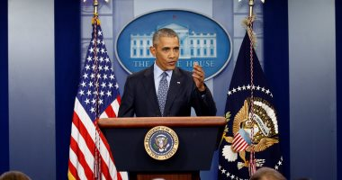 """باراك أوباما يحضّ الناخبين على التعبئة ضد """"سياسة الخوف"""""""