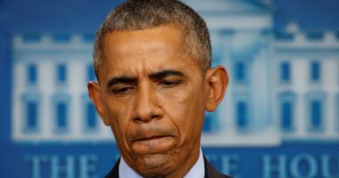 بالفيديو.. للمرة الأخيرة أوباما يغادر المكتب البيضاوى