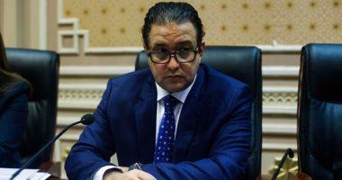"""النائب علاء عابد: """"جمعية أولادى للأيتام لا يوجد بها شبابيك فى عز البرد"""""""