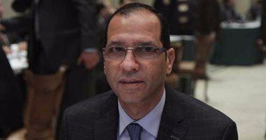 النائب خالد مشهور يتوجه بسؤال لوزير الصناعة عن تمويل المصانع المتعثرة