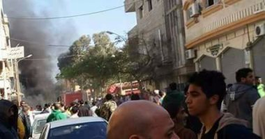 مقتل شخص وإصابة 8 بينهم وزير الداخلية الأسبق فى تفجير سيارة ببنغازى
