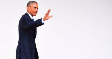 بالفيديو والصور.. للمرة الأخيرة أوباما يغادر المكتب البيضاوى