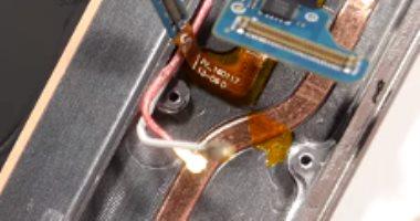 سامسونج تدعم هاتف جلاكسى s8 بأنبوب حرارة على غرار S7