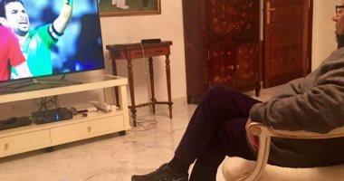 إعلامى تونسى: الرئيس السبسى شاهد مباراة تونس عبر جهاز فك شفرات مُهرب
