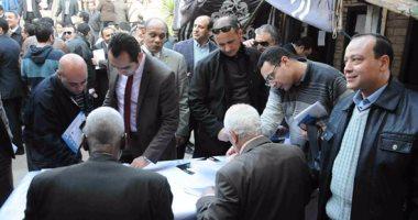مؤشرات أولية تشير لفوز المستشار سمير البهى برئاسة نادى قضاة مجلس الدولة