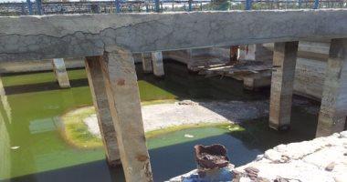 بالفيديو والصور.. إلقاء الصرف الصناعى دون معالجة يدمر محاصيل دمياط الجديدة
