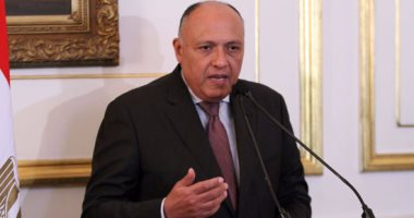 وزير الخارجية يعلن عقد اجتماع لمصر والسودان وإثيوبيا خلال القمة الإفريقية