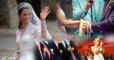 عادات وطقوس غريبة لحفلات الزواج حول العالم