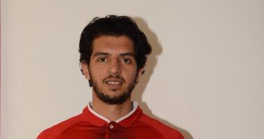 عمرو بركات ينتظر وعود البدرى بالمشاركة فى نهائى كأس مصر
