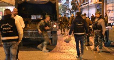 الأمن اللبنانى يقبض على سورى لتعاونه مع تنظيم داعش الإرهابى