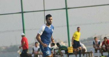 """محمد جابر لاعب أسوان: """"وقفت على الكورة ردا على إهانات لاعبي الزمالك"""""""