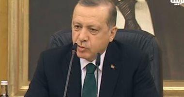 أردوغان محامى الإرهاب الإخوانى: لو كانوا إرهابيين لحظرتهم فى تركيا