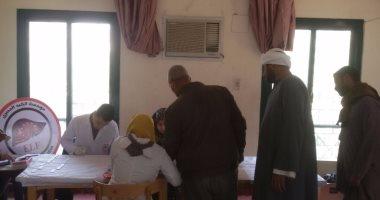"""""""الصحة"""" تبدأ حملة فحص الإصابة بفيروس C فى قرى أسوان"""