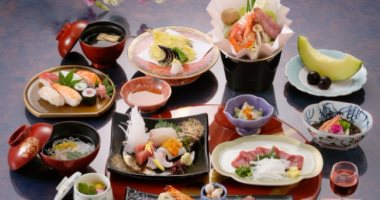 الطعام اليابانى - صورة أرشيفية