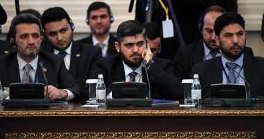 """""""منصة موسكو"""" للمعارضة السورية تشارك فى محادثات جنيف.. الخميس المقبل"""
