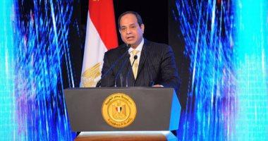 بالفيديو..الرئيس السيسي يدعو إلى إصدار قانون ينظم الطلاق الشفوى