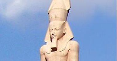 """""""الآثار"""": رصدنا دلائل تشير إلى احتمالية وجود معبد رمسيس الثانى بالمطرية"""