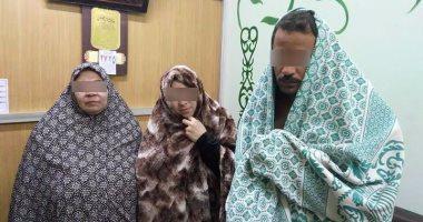 شرطة السياحة والآثار تلقى القبض على متهم عرض زوجته للرذيلة الجماعية
