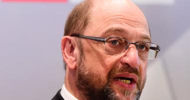 مارتن شولتز عازم على التخلى عن رئاسة الحزب الاشتراكى الديمقراطى فى ألمانيا