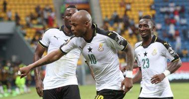 غانا تضع قدما فى كأس الأمم الأفريقية 2019 بثنائية ضد إثيوبيا.. فيديو