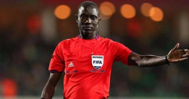 """وصول """"جاساما"""" للإسكندرية لإدارة مباراة الإسماعيلى وبطل الجزائر"""