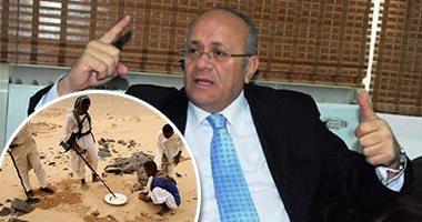 """""""الثروة المعدنية"""": مصر تمتلك 220 منجم ذهب.. و""""السكرى"""" وضعها بالخريطة العالمية"""
