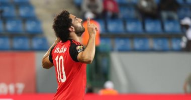 جماهير روما تتوقع تتويج صلاح بكأس أفريقيا مع المنتخب المصرى