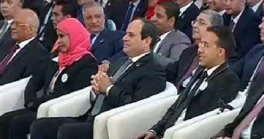الرئاسة تعلن التوصيات النهائية للمؤتمر الوطنى للشباب فى أسوان