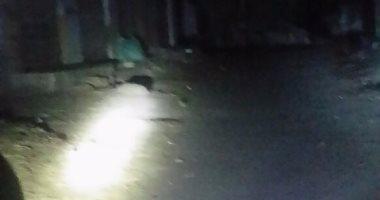 قارئ يشكو انقطاع الكهرباء عن قرى بمركز بنها بسبب الأمطار