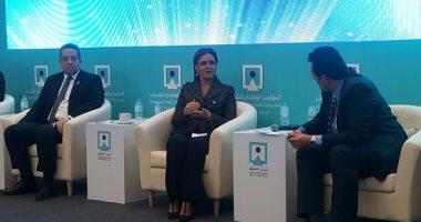 سحر نصر: المشروعات الصغيرة والمتوسطة تمثل أولوية للحكومة المصرية