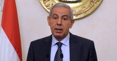 قابيل:  إنشاء منطقة صناعية سورية للصناعات النسيجية بمصر قريبا ً