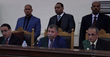 """تأجيل محاكمة 67 متهما بقضية """"اغتيال النائب العام"""" لجلسة 14 مارس"""