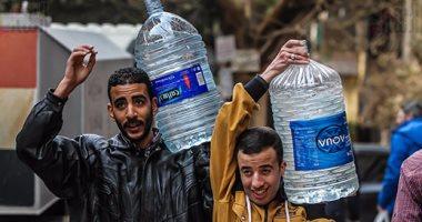 قطع المياه عن القناطر الخيرية 6 ساعات لأعمال غسيل الشبكات اليوم