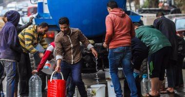 شكوى من انقطاع مياه الشرب بمنطقة صبحى بمدينة بدر لليوم الثالث