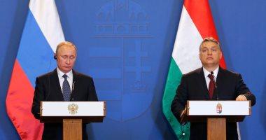 بوتين: روسيا ساهمت فى بناء محطات نووية تنتج 40% من الكهرباء فى هنجاريا