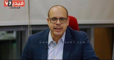 """بالفيديو ..أكرم القصاص: عبده مشتاق أبو العريف يؤخر """"التعديل الوزارى"""""""