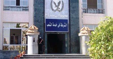تنفيذ 57 حكما قضائيا وفحص 11 مسجل خطر ومشتبه فيه بحملة أمنية بمطروح