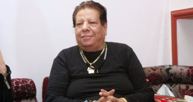 تشييع جثمان شعبان عبد الرحيم بعد صلاة العصر من السيدة نفيسة