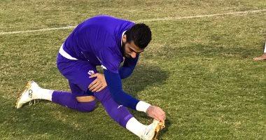 أحمد الشناوى يعود لتشكيل الزمالك أمام الأوليمبى.. وباسم مرسى يقود الهجوم